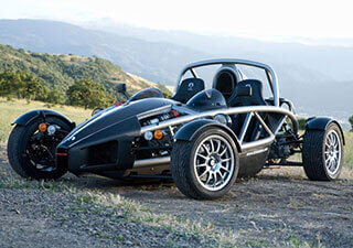 Ariel Atom 2 - Brammo - Air Intake Production
