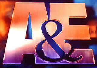 A&E Channel - Re-Brand Hero Logo Models