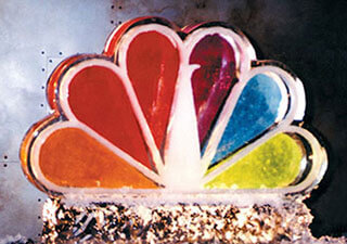 NBC - Network ID - Ice Logo